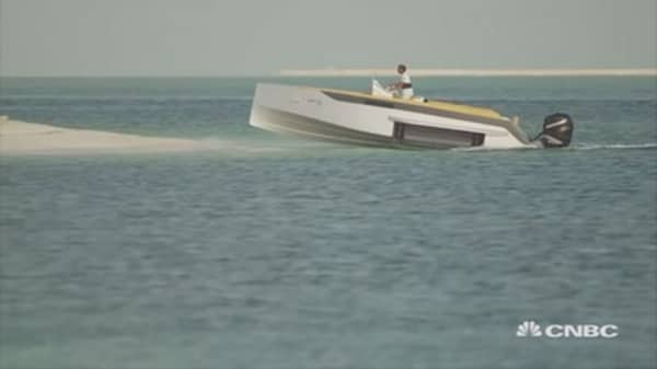 Hot toys billionaires want on their yachts