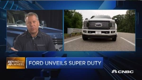 Ford leads trucks nearly 40 years