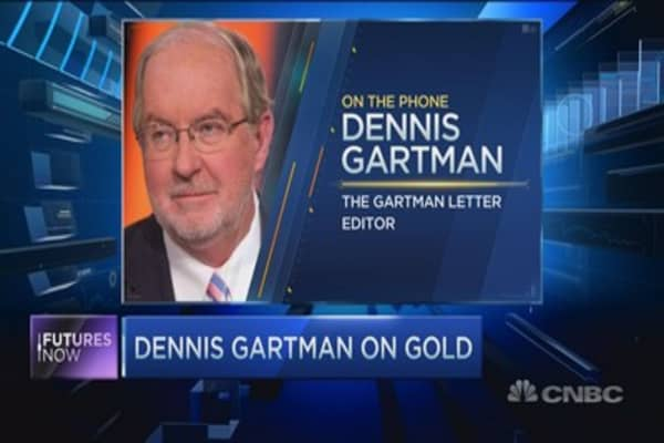 Dennis Gartman: Why I'm buying gold