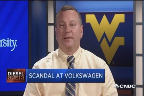 Meet the firm that caught Volkswagen