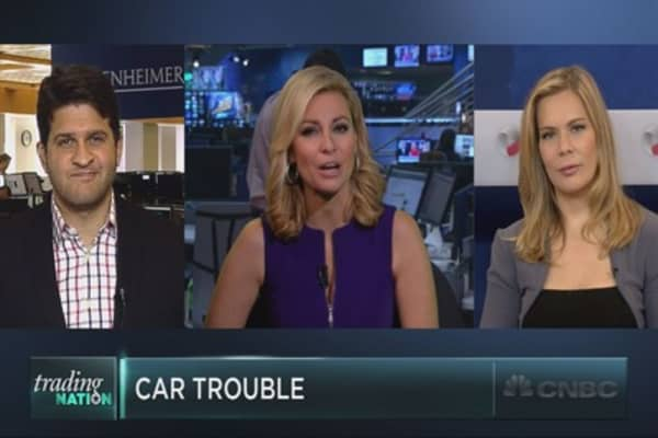 More car trouble ahead?