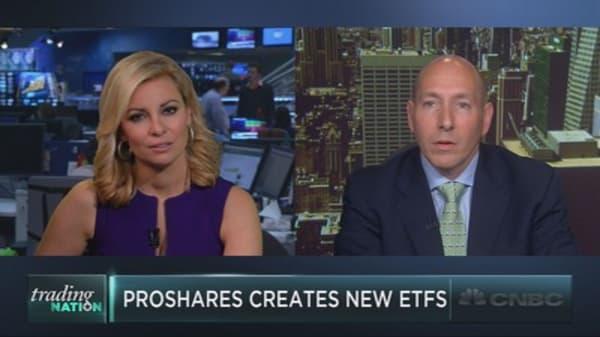 Behind ProShares' 'ex-sector' ETFs