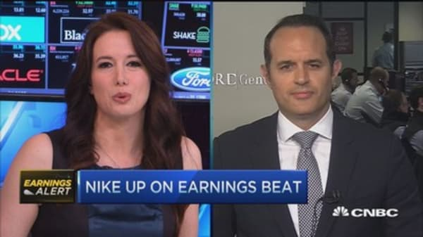 Why Under Armour is the better bet than Nike: Analyst