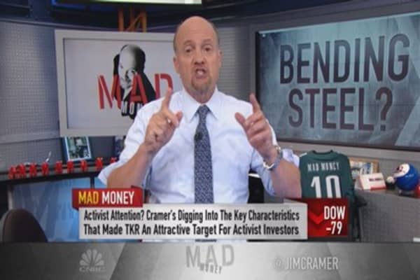 Cramer's tale of horror—activism ruined this stock