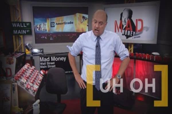 Cramer: Here's your Volkswagen trade