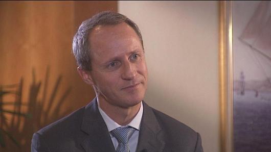 Heinrich Jessen, chairman of Jebsen & Jessen (SEA).