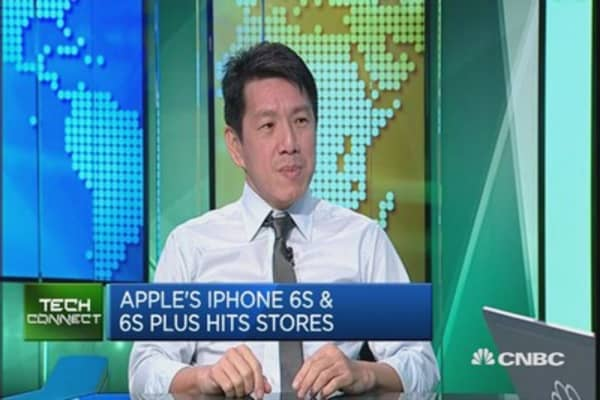 Will sales of iPhone 6S be a boost for Apple?