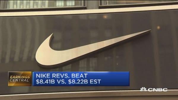 Nike beats Street, stock upgraded: Analyst