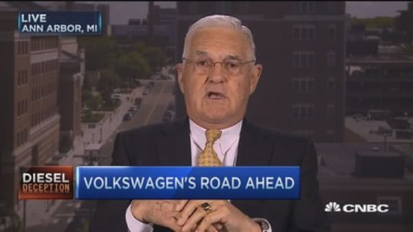 VW in 'worst situation' any automaker can be in: Bob Lutz