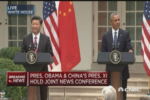 President Obama: China crucial in Iran talks