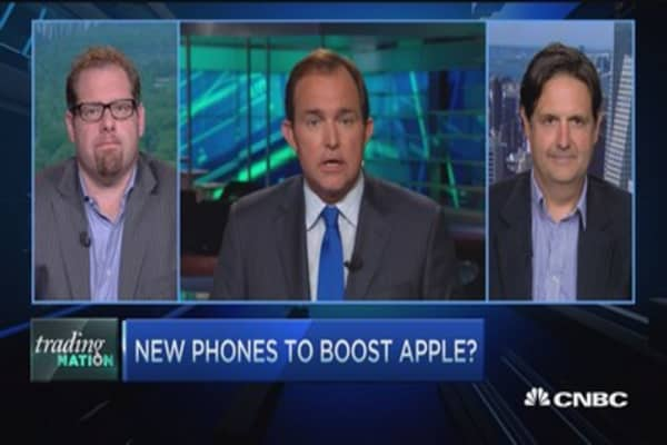 Trading Nation: iPhone sales up to snuff?