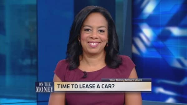 Lease or buy a car?