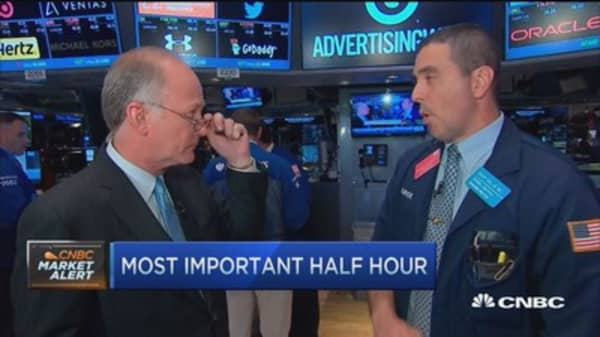 Biotechs lead markets lower, but not that bad: Pro