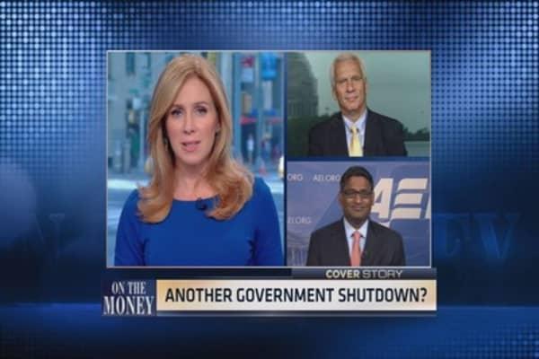 Standoff to shutdown