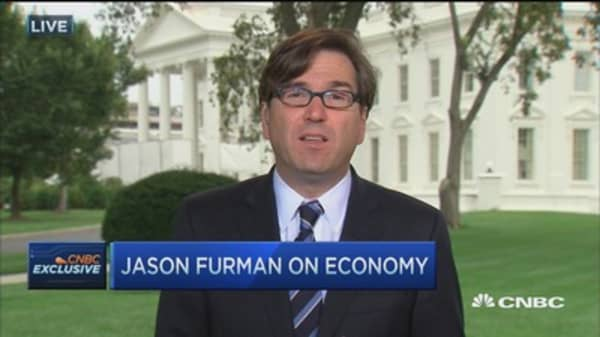 Falling health costs due to ACA an inflation factor: Furman