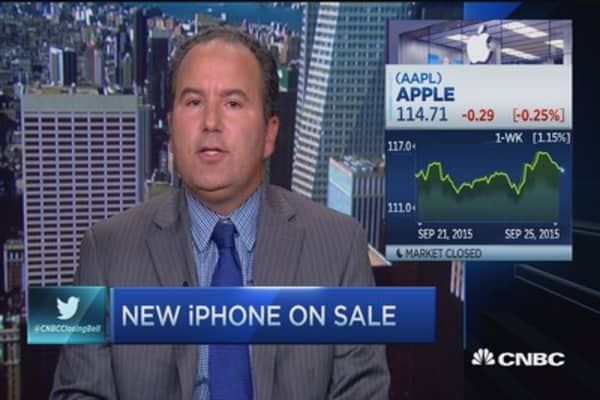A renaissance of iPhone growth: Pro