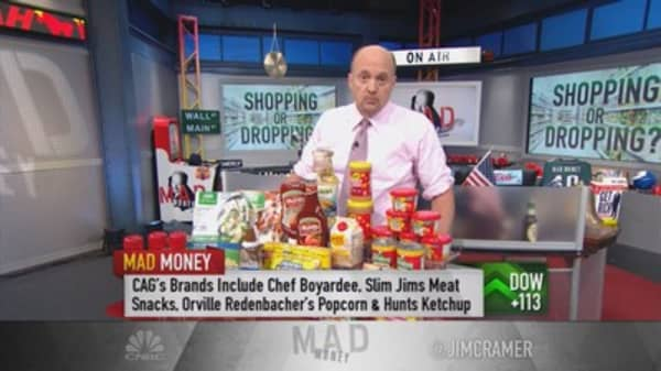 Cramer: A chance to buy in ConAgra Foods