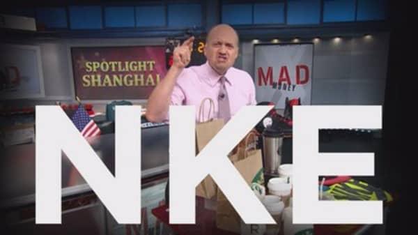 Cramer: How China's winning with Nike