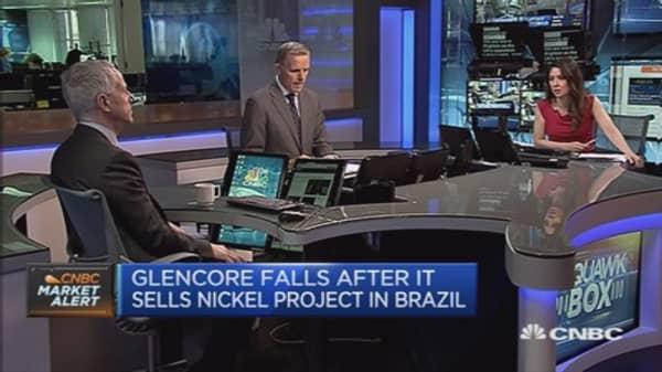 Glencore sells nickel project in Brazil for $8 million