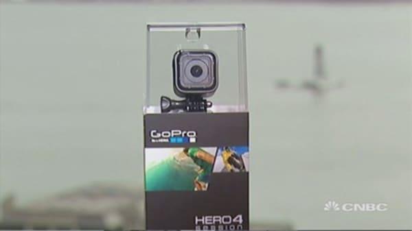 Go-Pro's cheaper Wi-Fi camera