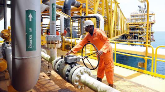 Nigeria oil, Nigeria emerging market