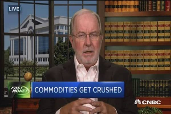 The most interesting commodity: Gartman