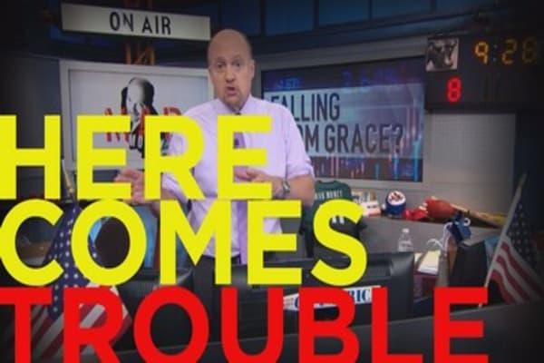 Cramer: Why Glencore is my biggest worry
