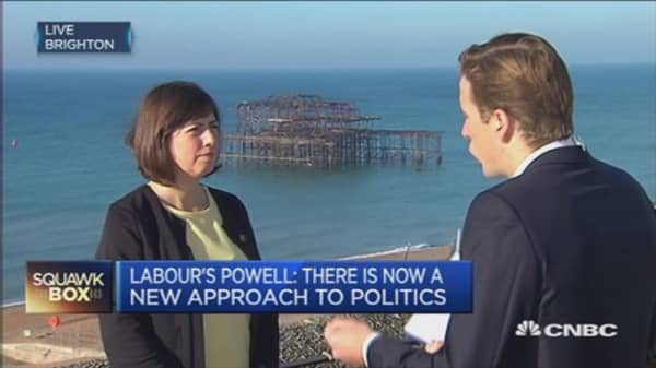 We should give Corbyn a chance: Labour MP