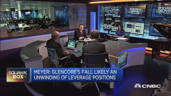 Glencore to go private?
