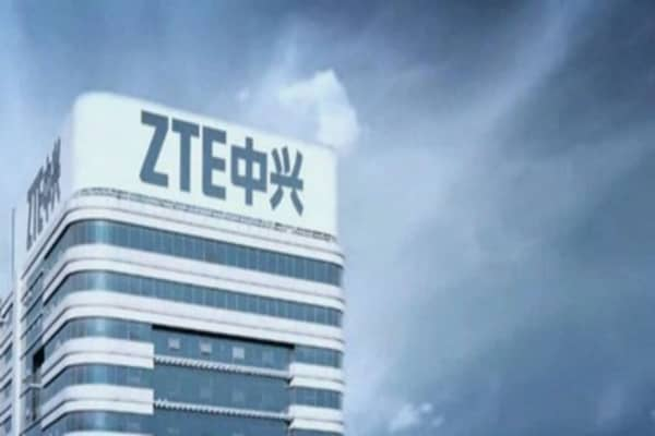 Mobile phone maker ZTE expands into global market