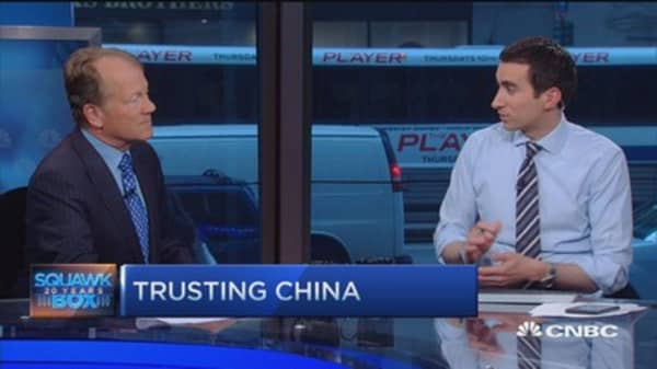 John Chambers: Rules of the road for China