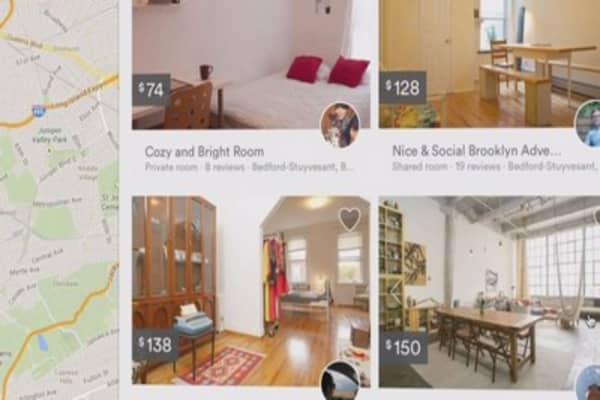Airbnb is leading in the sharing economy