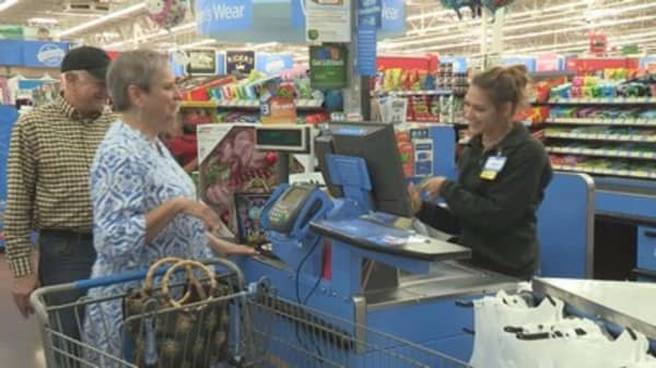 Walmart offering grocery pick-up