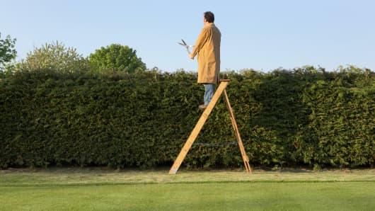 Hedges hedge funds
