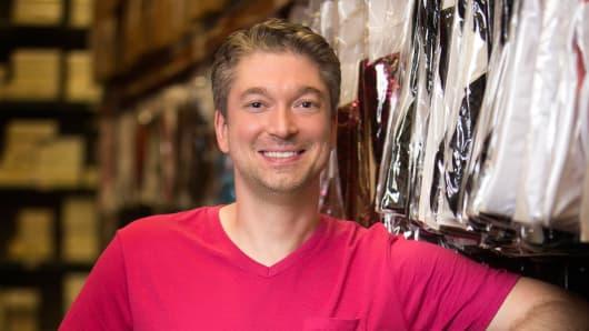 Chad Horstman, CEO of Yandy.com