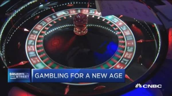 Casino gambling for a new age
