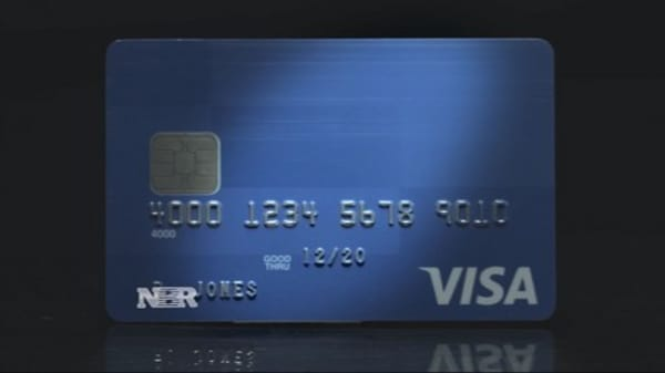 Your new chip credit card