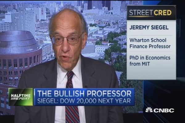 Siegel: Fed should have raised in September