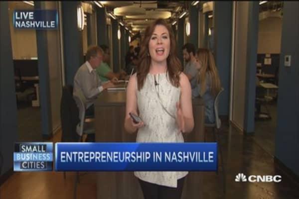 Nashville's Startup Scene