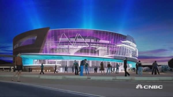 MGM Resorts CEO expects NHL team for Vegas