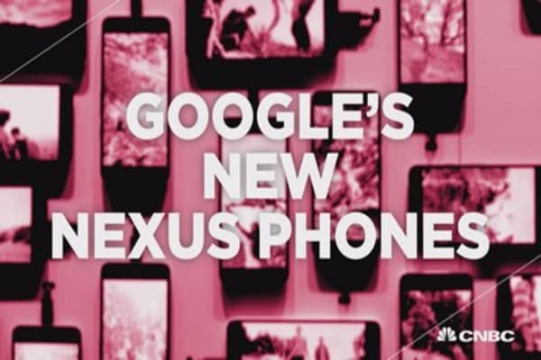 Google's new Nexus phones: A first look