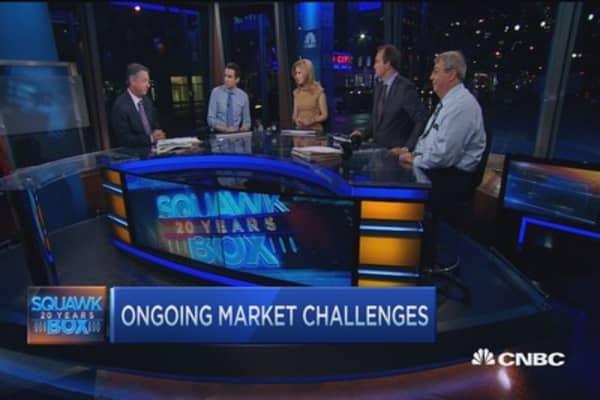Market's three big fears: Pro