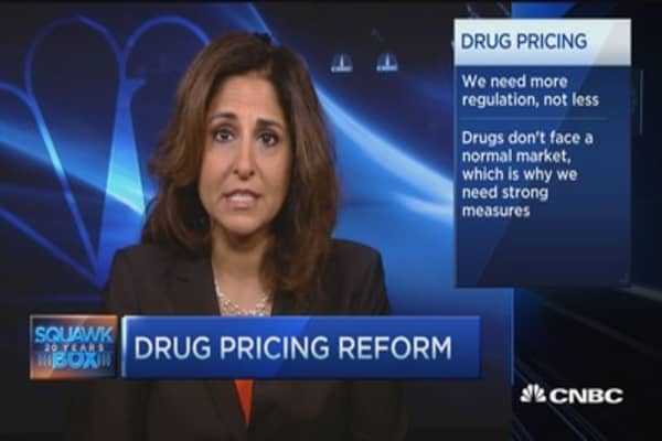 Tackling drug pricing reform