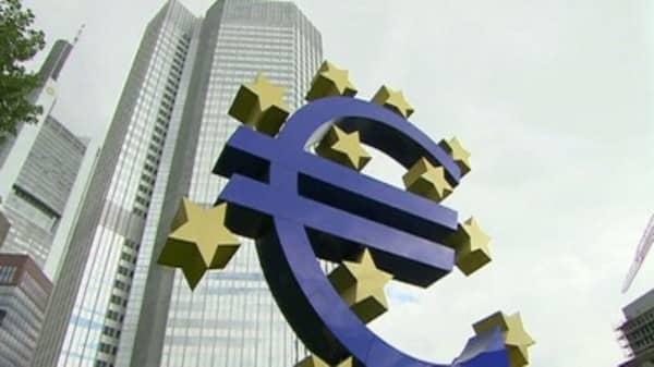 European Central Bank feeling stimulus pressure