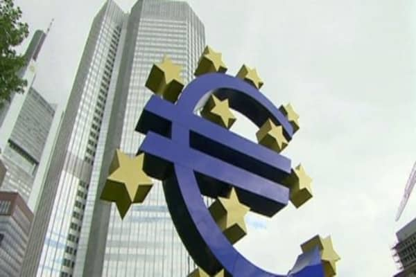 European Central Bank feeling stimulus pressure