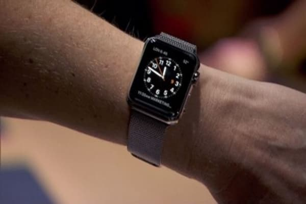 Consumers spending big on Apple Watch