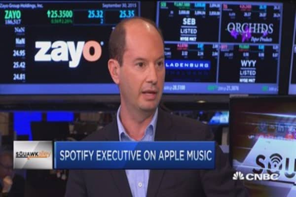 Music streaming pioneer gets smarter ads