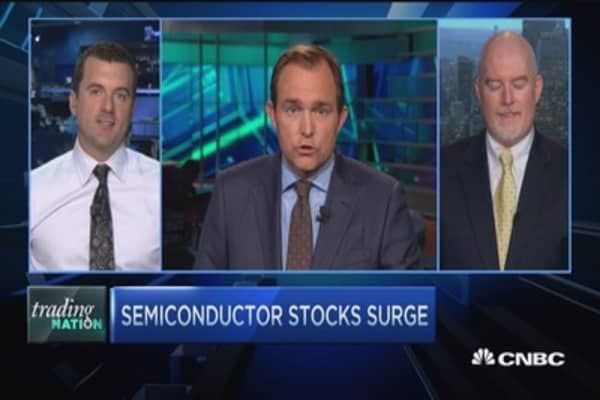 Trading Nation: Semiconductors among leaders