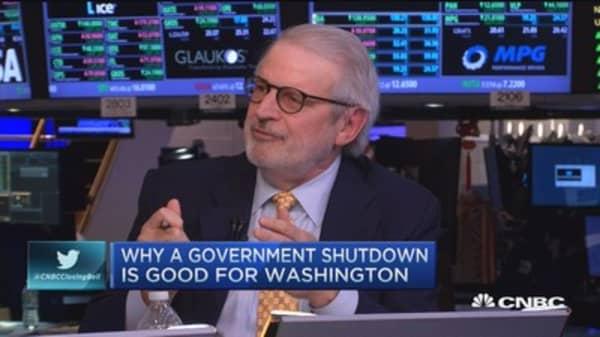 Shutdown our ticket off 'fiscal Titanic': Stockman