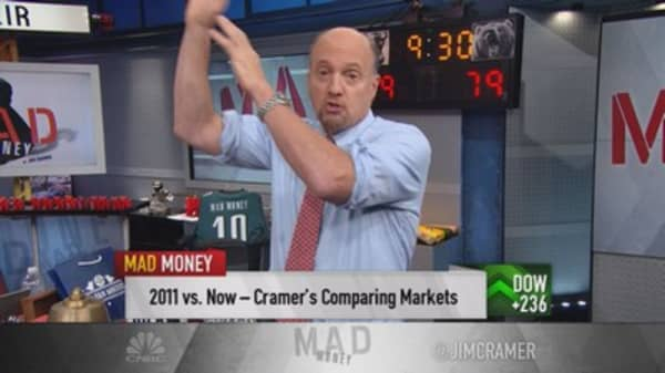 Cramer: I can't be bullish until THIS happens